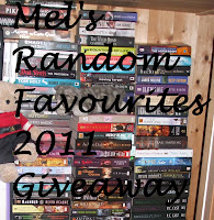 Mel's Favourite 2011 Giveaway!