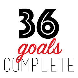 Goals Completed!!