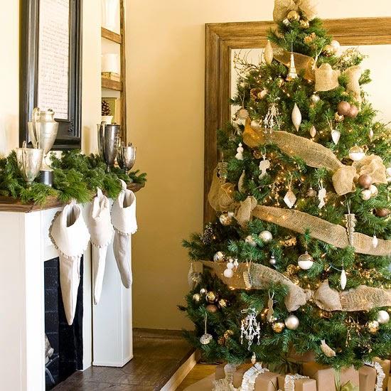 Ideas para decorar el rbol de navidad mi casa inventada - Arbol navidad adornos ...