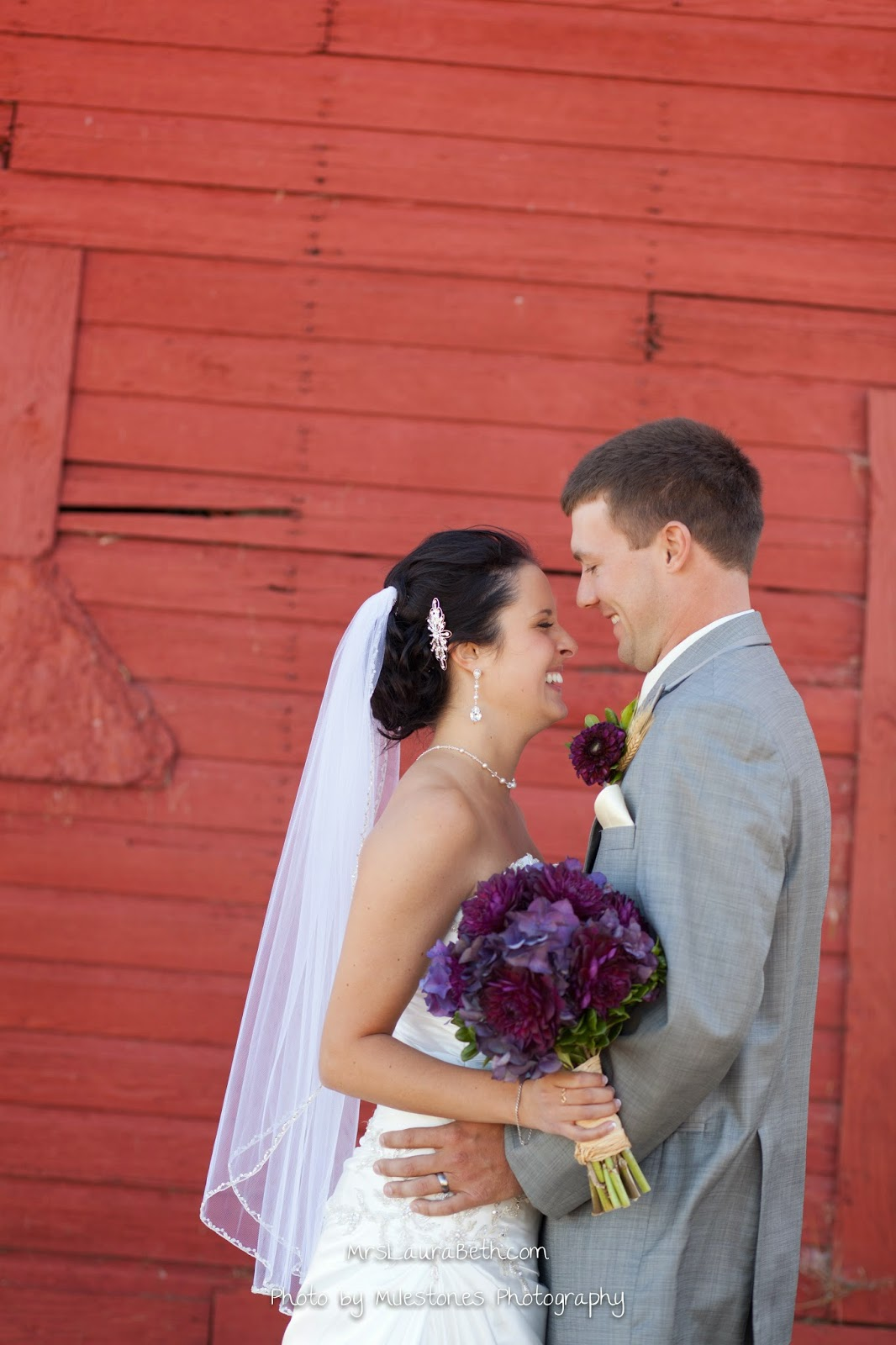 Rustic, barn wedding, farm