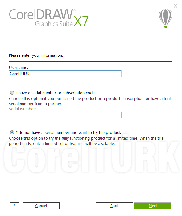 coreldraw graphic suite x8 activation code