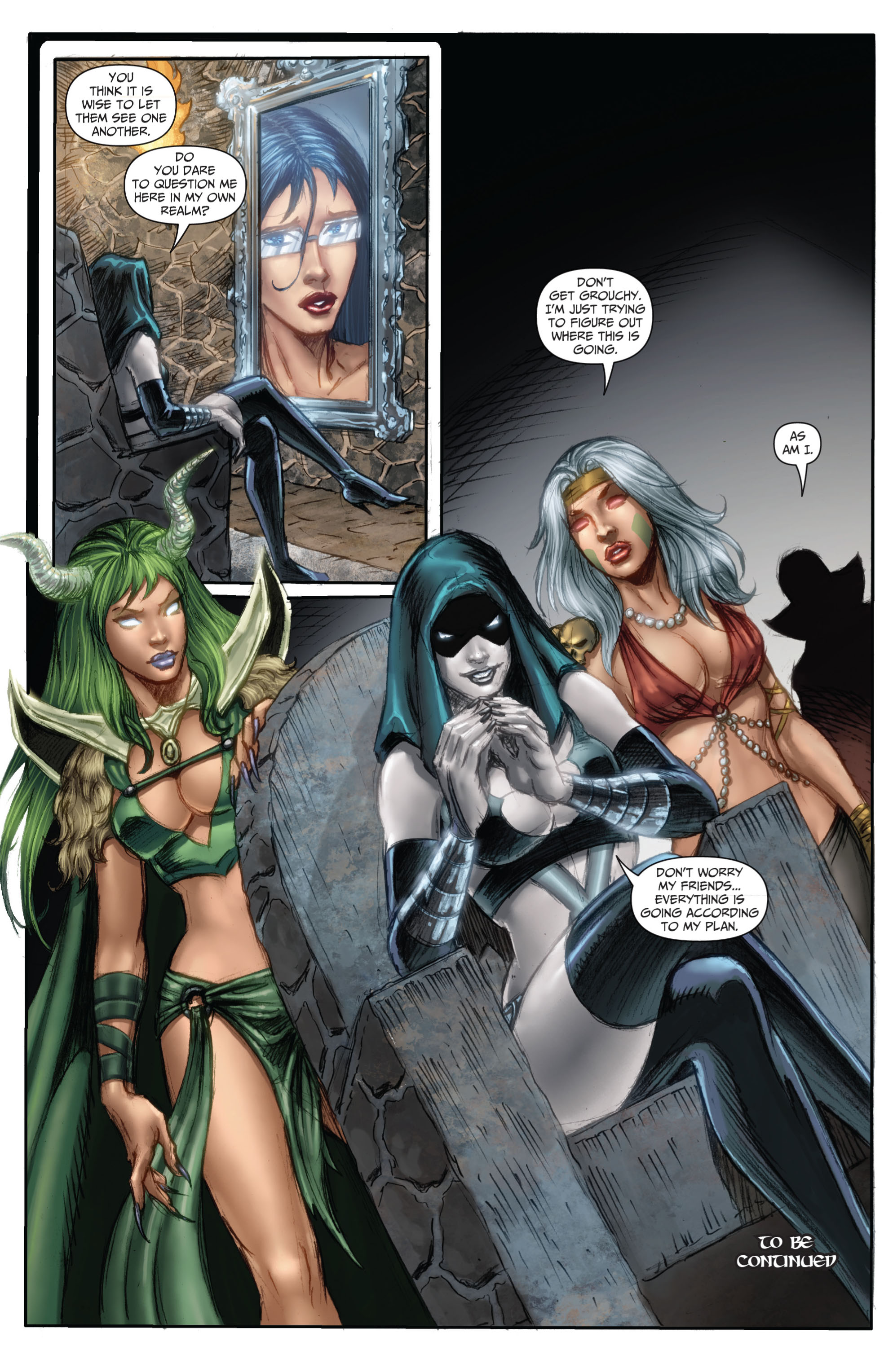 Grimm Fairy Tales (2005) Issue #67 #70 - English 24