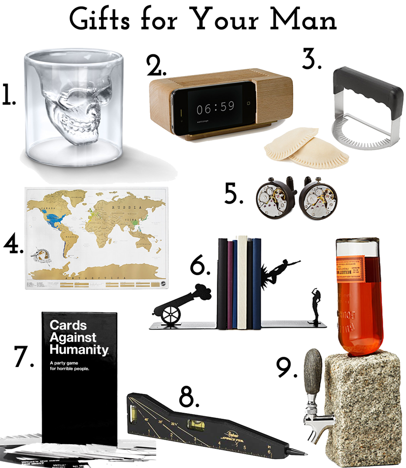 Posh purpose gifts for your man for A gift for a guy