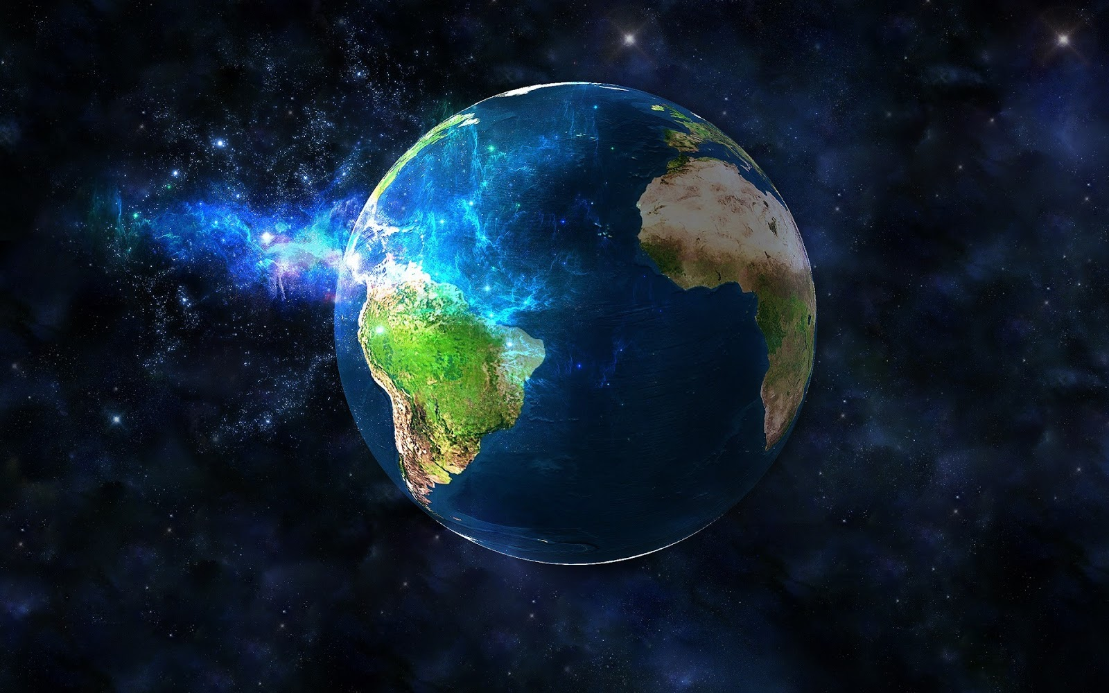 Imágenes Hilandy: Fondo de Pantalla Abstracto Planeta tierra