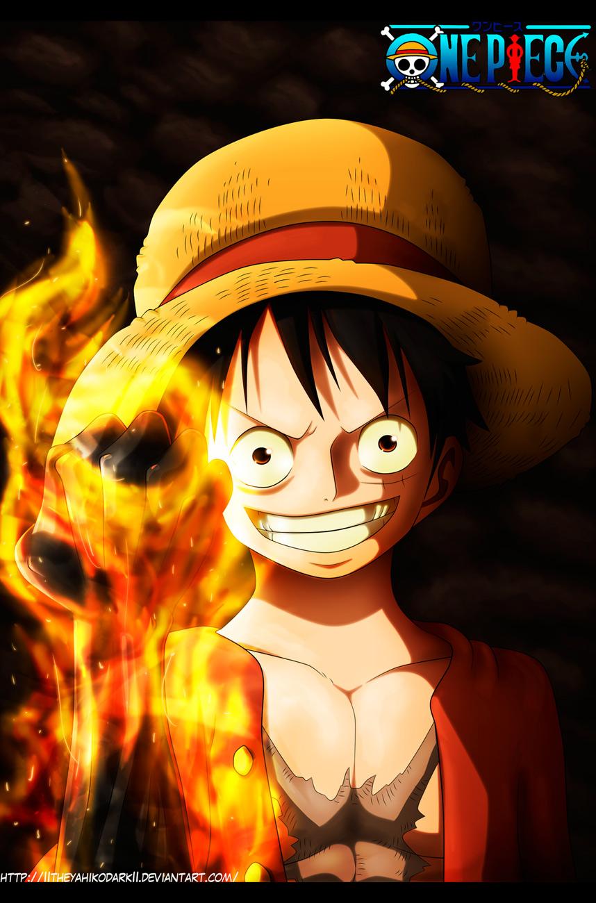 One Piece Chapter 715: Bảng C đại diện 021