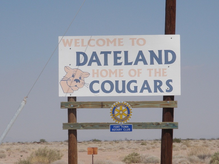 dateland cougars personals Dateland's best 100% free cougar dating site meet thousands of single cougars in dateland with mingle2's free personal ads and chat rooms our network of cougar women in dateland is the perfect place to make friends or find a cougar girlfriend in dateland.