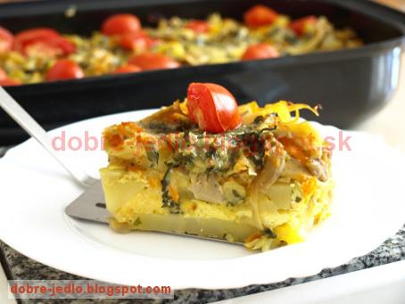 Hubové zemiaky - recepty