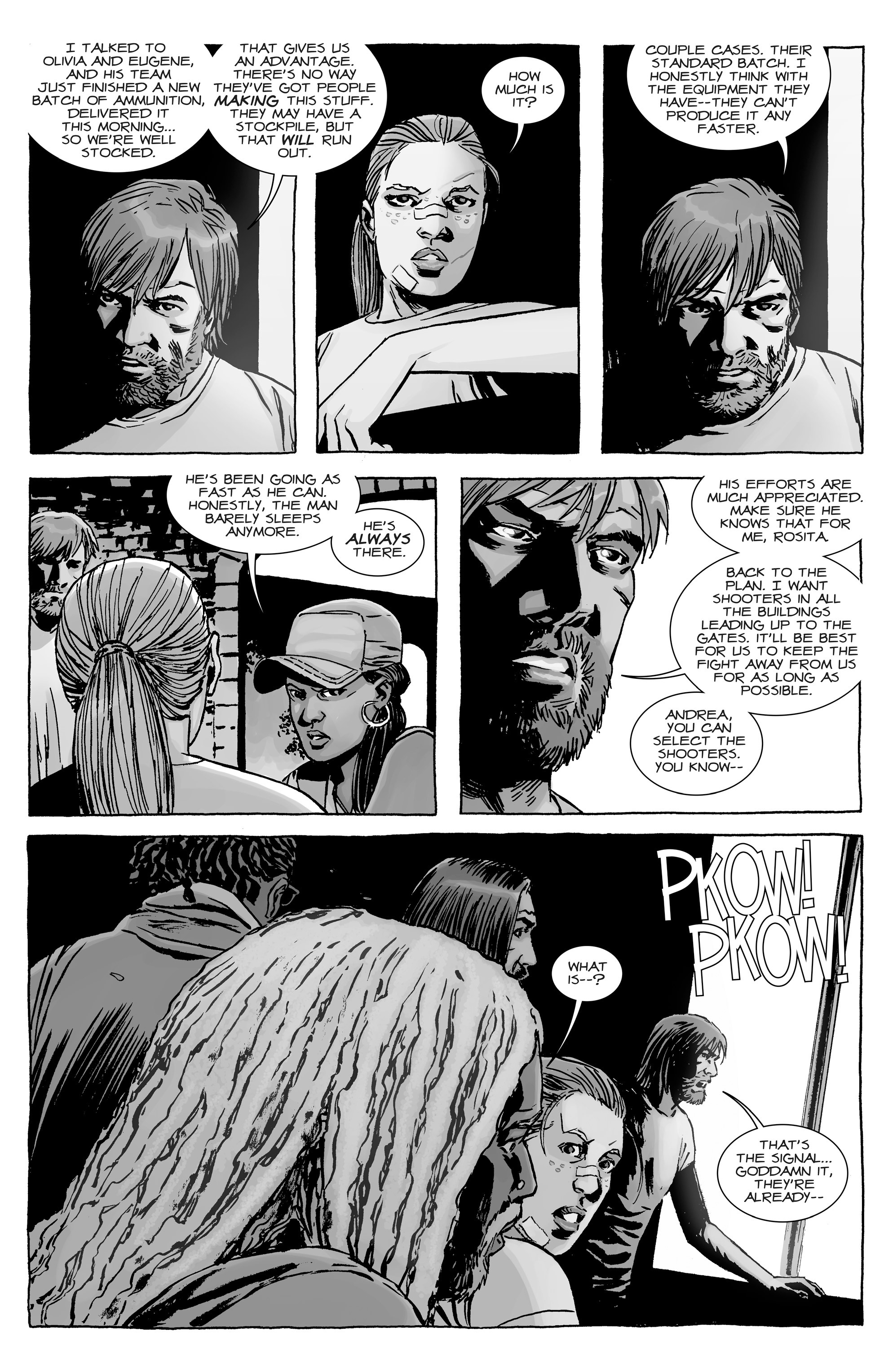 The Walking Dead Issue #119 Page 16