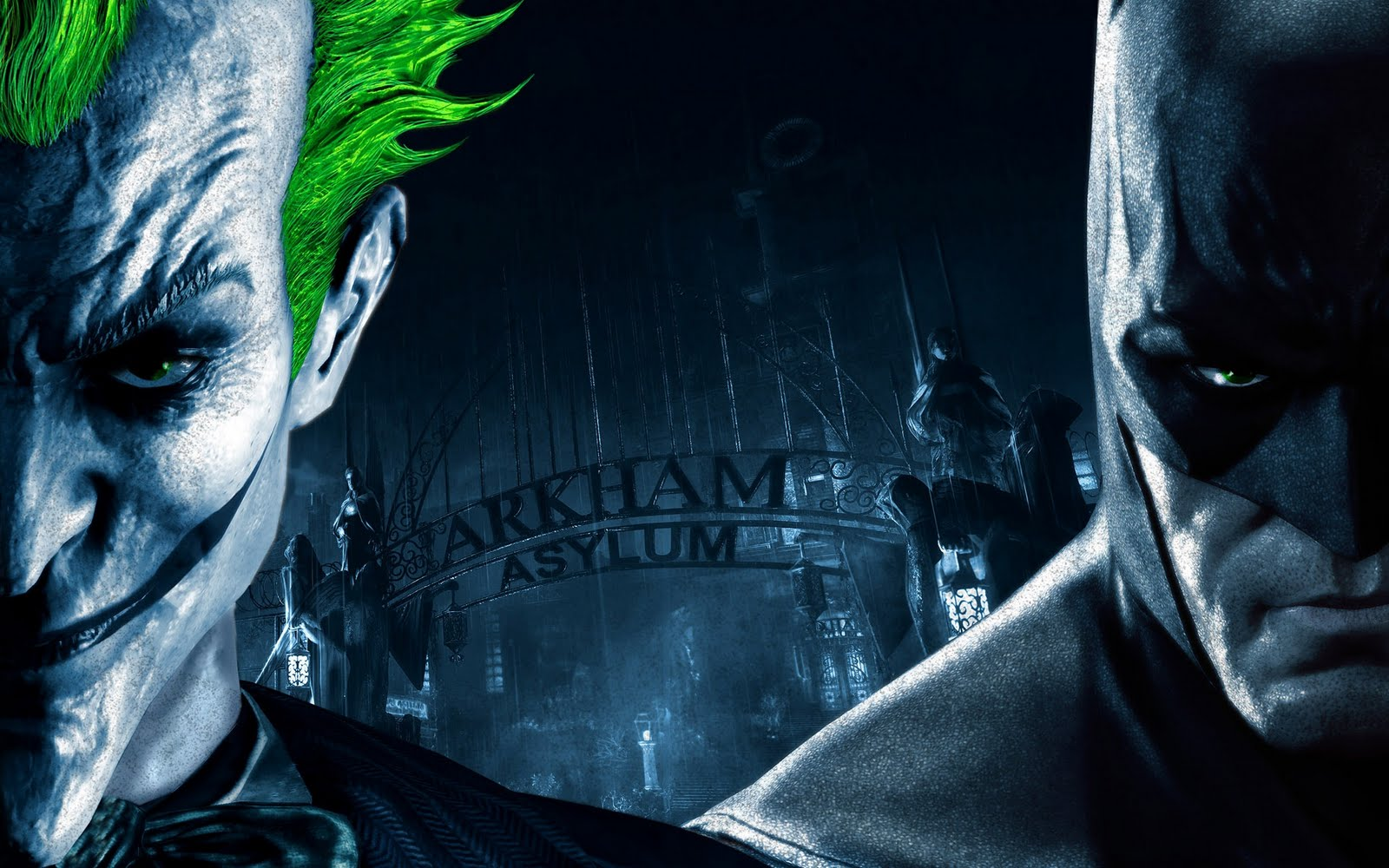 To Download Batman and Joker wallpaper click on full size and then ...