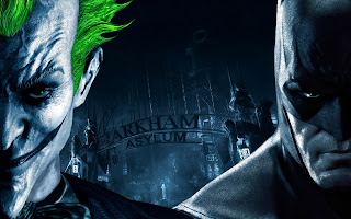 Batman and Joker wallpaper