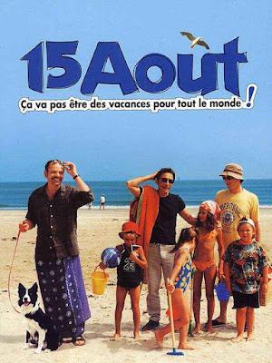 15 августа / 15 aout. 2001.