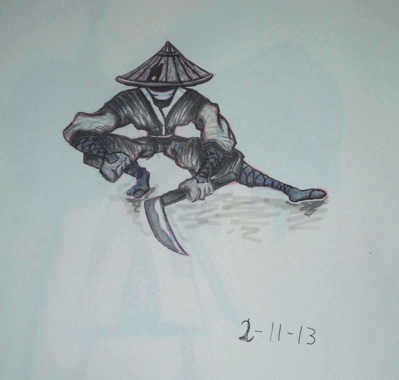 Boceto tinta Xyo 6