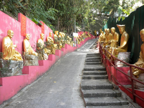 The path of Ten Thousand Buddas