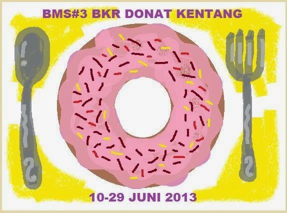BMS Donat Kentang