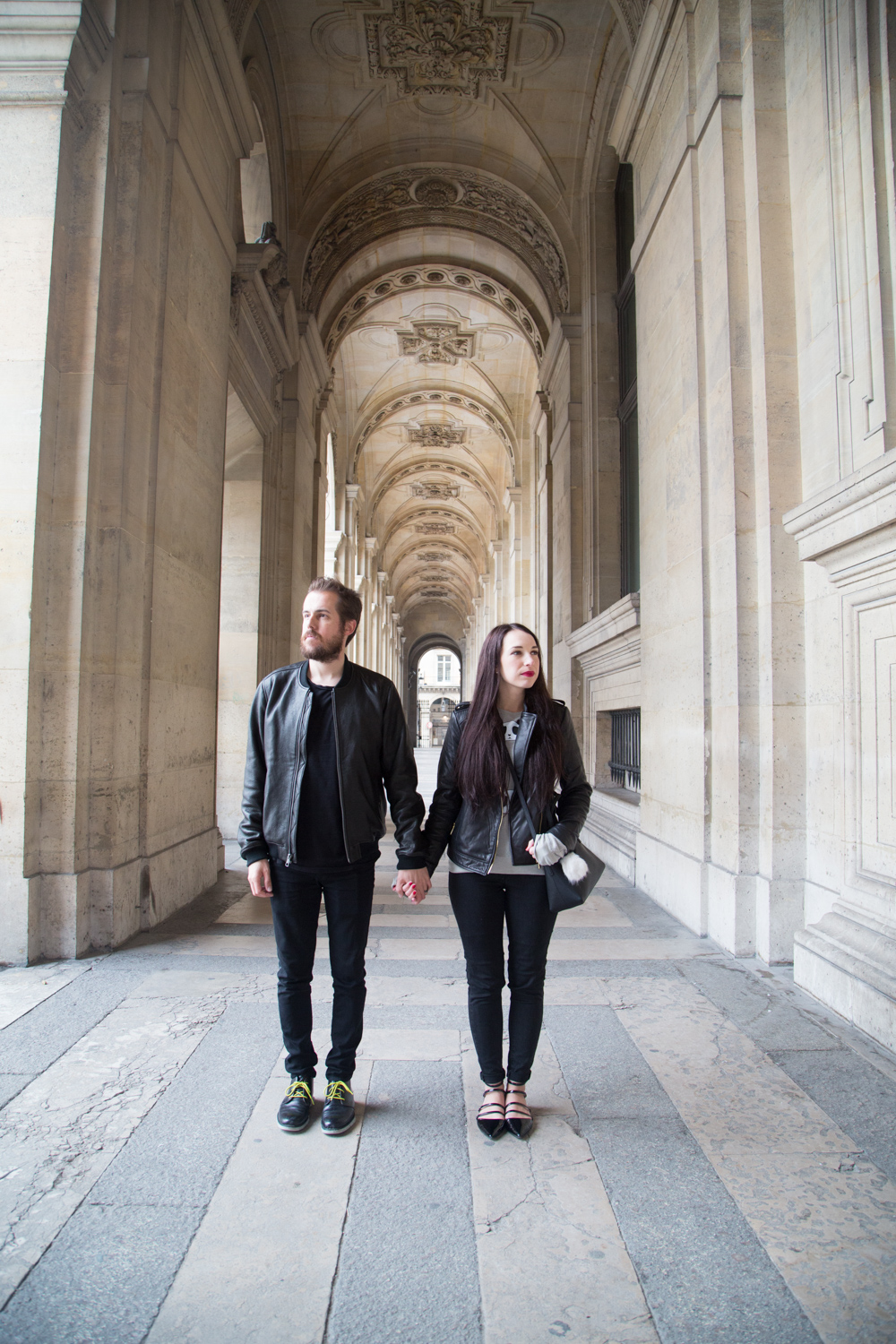 His and Her Fashion Blog Paris Style