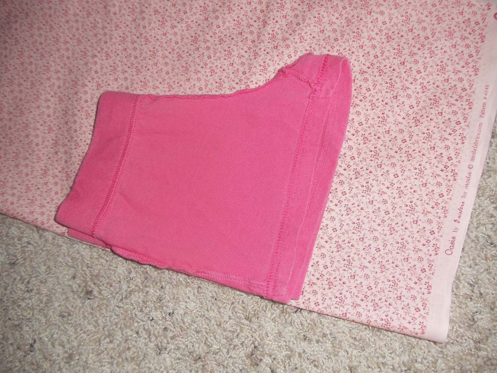 how to add a pocket to my pajama pants