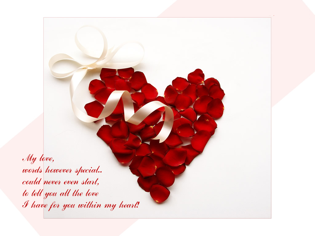 Love Wallpaper With Quotes For Boyfriend : U Me Aur Hum: Sweet Love Quotes Wallpapers