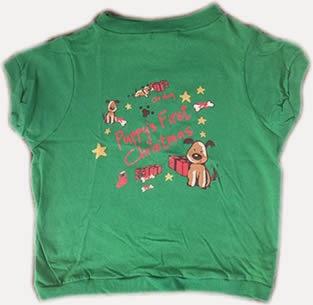 Christmas, dog, t-shirts, gifts
