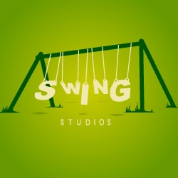 Logo of Swing Studios by eBloggerTips.com
