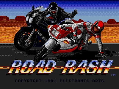 Road Rash - Play Game Online