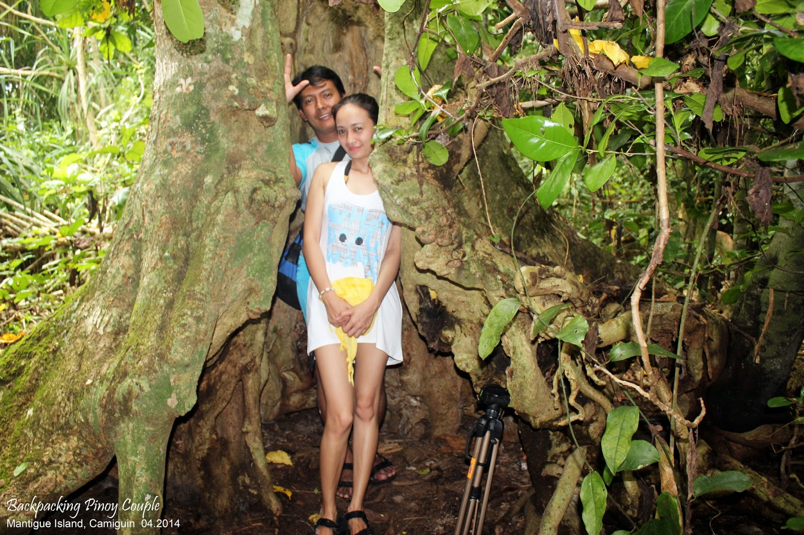 Backpacking Pinoy Couple, Backpacking Philippines, Northern Mindanao, Philippine travel, Camiguin, How to go to Camiguin, Mantigue Island, Fish Sanctuary, snorkeling in Camiguin