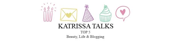 Katrissa Talks