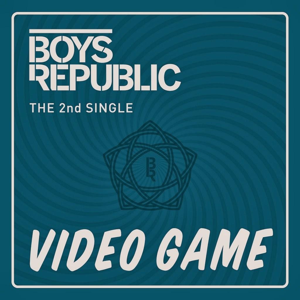 [Single] Boys Republic – Video Game [The 2nd Single]