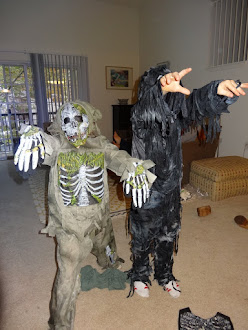Scary Grandsons!!!!