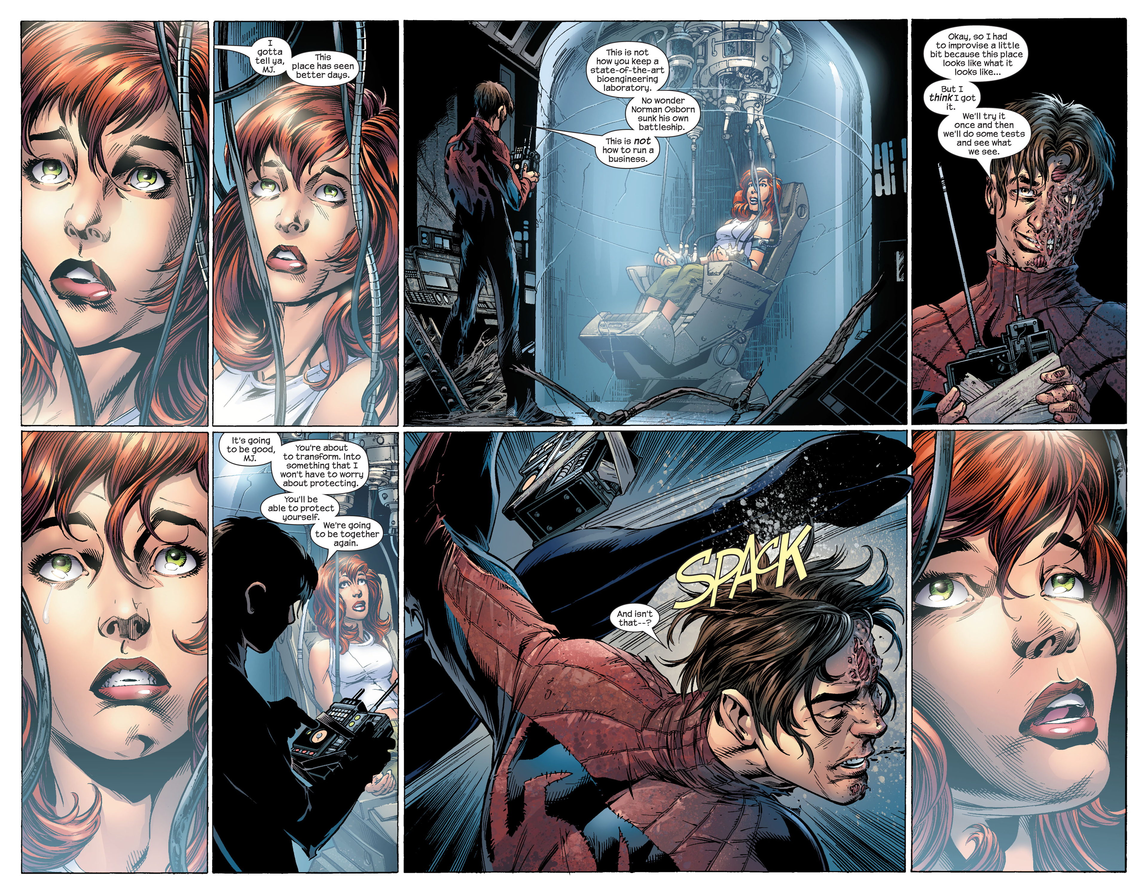 Ultimate Spider-Man (2000) Issue #100 #104 - English 7