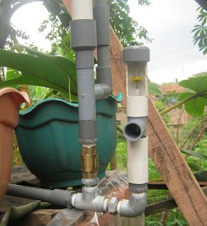 Pompa Air Tanpa Listrik & Tanpa Bahan Bakar