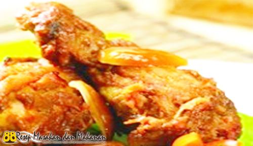 Ayam Bakar Kurma