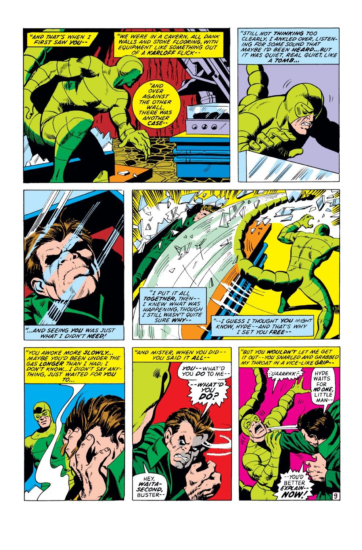 Captain America (1968) Issue #151 #65 - English 10