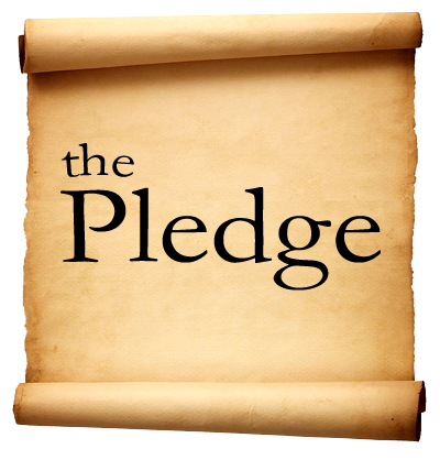 Image result for pledge statement