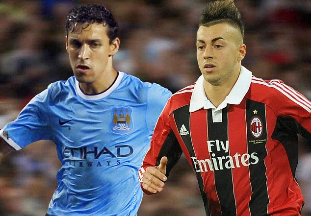 Prediksi Skor Ac Milan vs Man City 28 Jul 2014