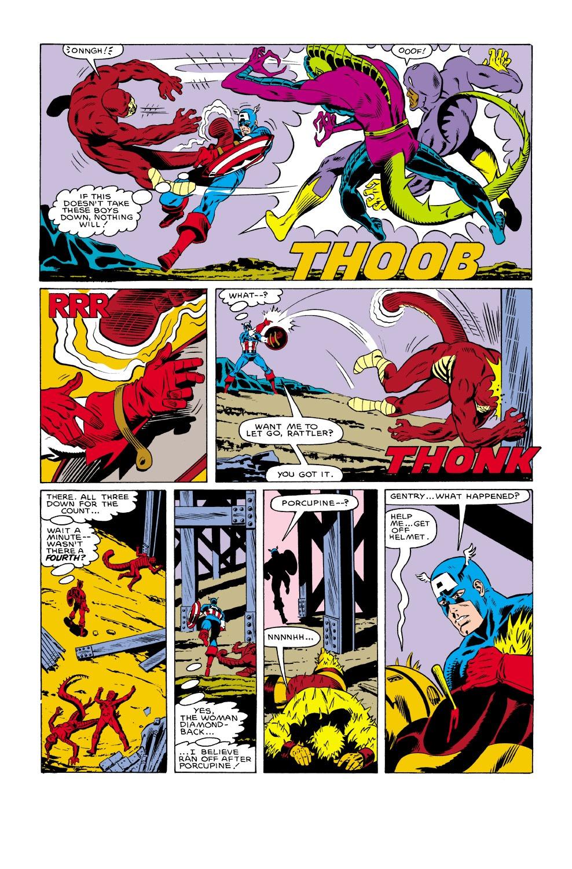 Captain America (1968) Issue #315 #243 - English 21