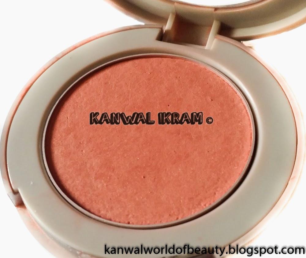 Luscious Cosmetics Blush Peach Melba