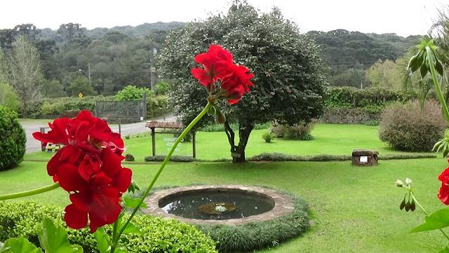 Castelinho Caracol em Canela