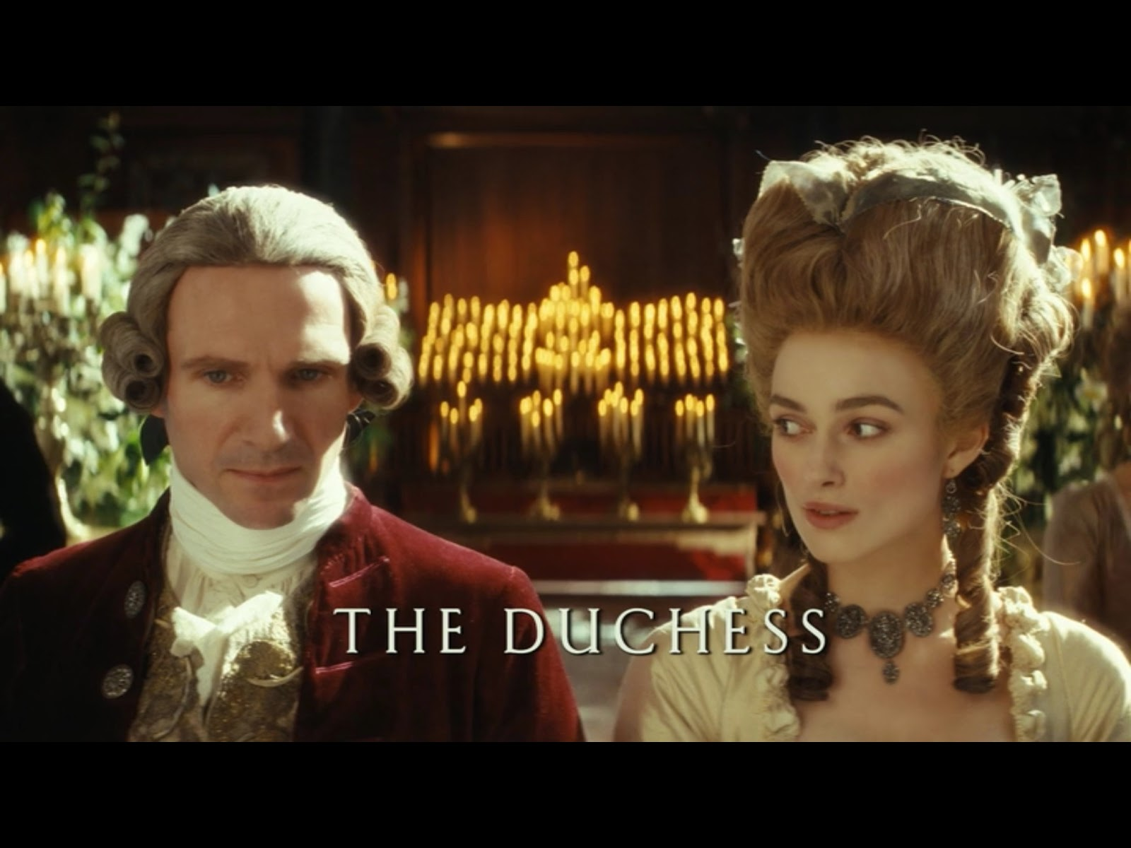 GOLDEN DREAMLAND: Fashionable Film: The Duchess