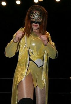 Aurora - Lucha Libre Wrestling