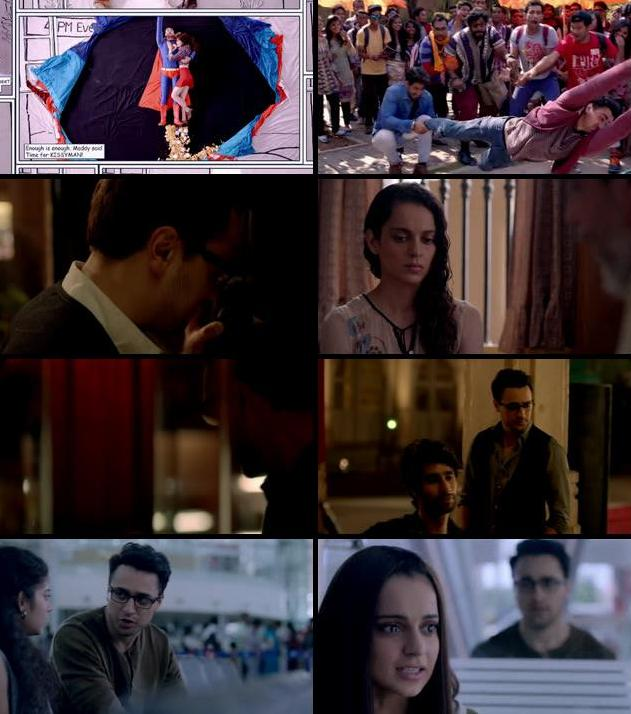 Katti Batti 2015 Hindi 720p DVDRip
