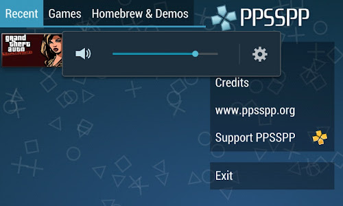 Game emulator android PPSSPP