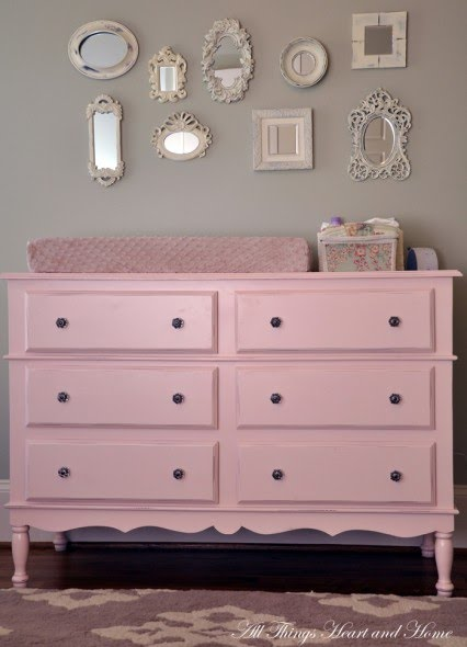 someday crafts wall of small mirrors. Black Bedroom Furniture Sets. Home Design Ideas