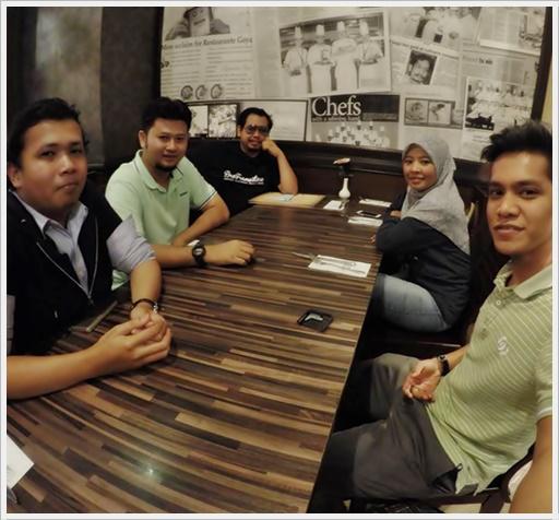 Dinner Bersama Pengomen Tegar Blog Deqnoor Kali Ke...