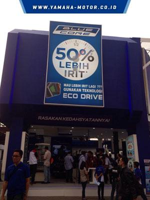 Yamaha Juara Umum Jakarta Fair 2015 - Tarik 1 Juta Pengunjung Jual 7000an Unit
