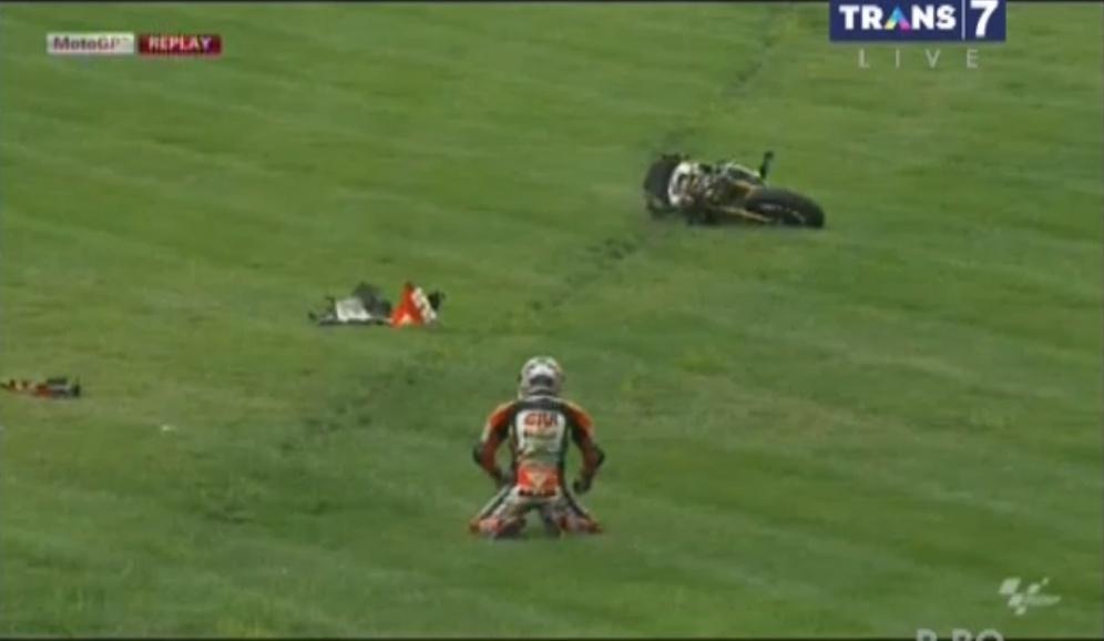 MotoGP Indianapolis : Marc Marquez Pertama . . Rossi ke Tiga . . . Ducati kedodoran