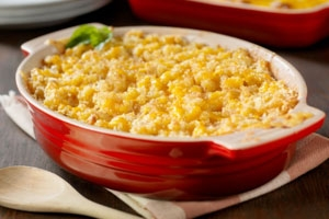Paula Deen's Low Fat/Calorie Mac and Cheese Recipe on Dr. Oz