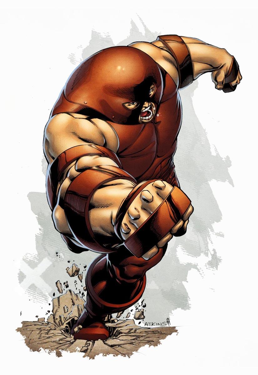 Monday  September 12  2011X Men Juggernaut