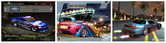 need for speed carbon dua