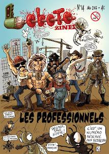 "Loboto'zine n°14 ""Les Professionnels"""