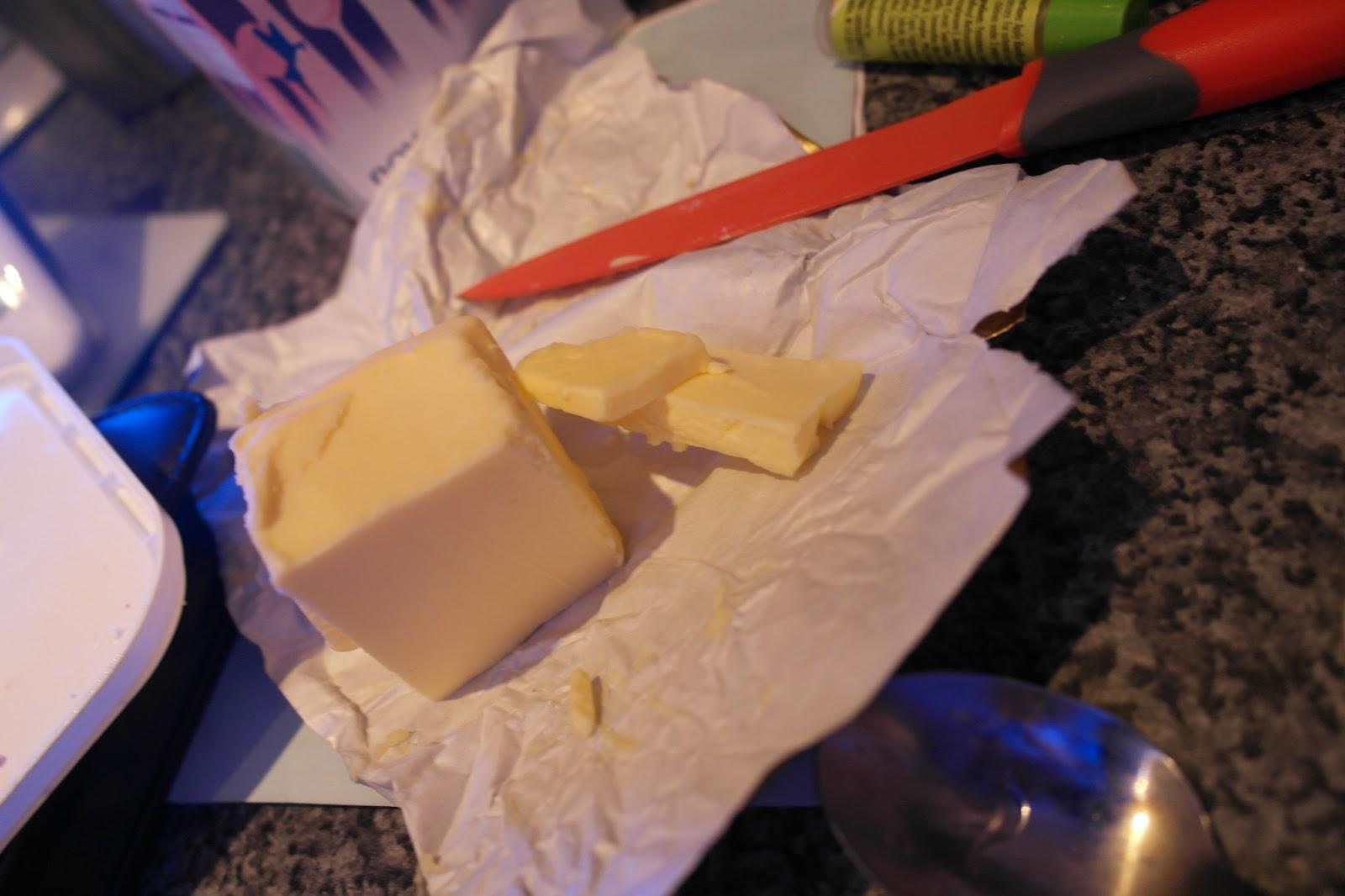 proper butter